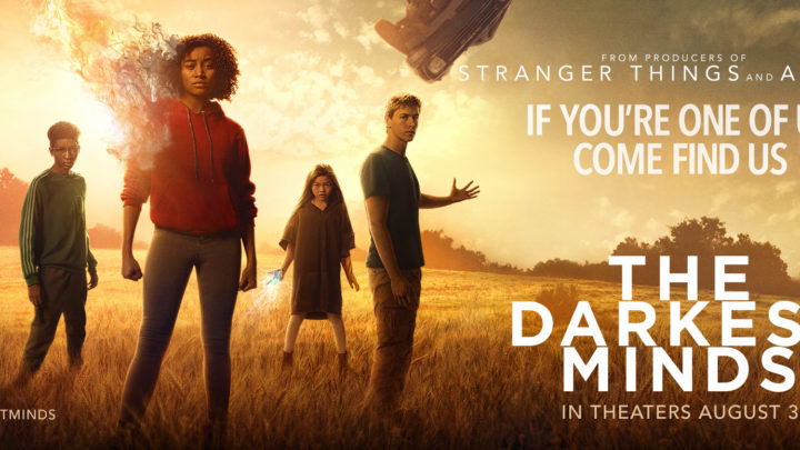 Brand new trailer for The Darkest Minds
