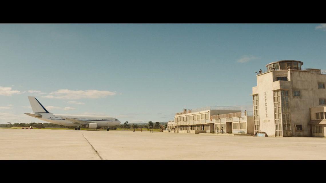 Entebbe VFX Breakdown