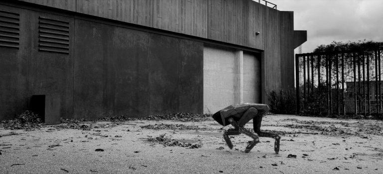 Black Mirror Metalhead VFX Breakdown By DNEG