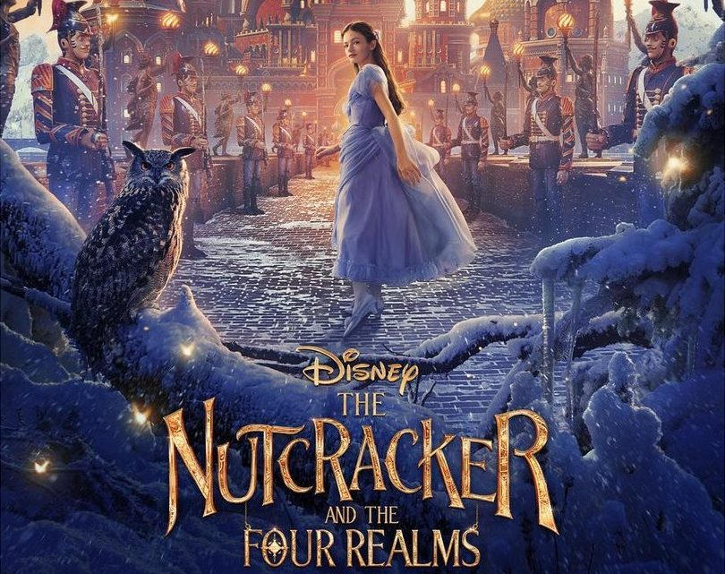 Disney Release new trailer and poster for the nutcracker