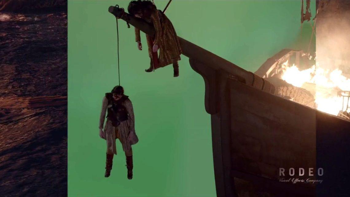 Game of Thrones Season 7 VFX Breakdown by Rodeo FX
