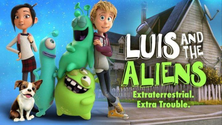Luis And The Aliens – Official Trailer