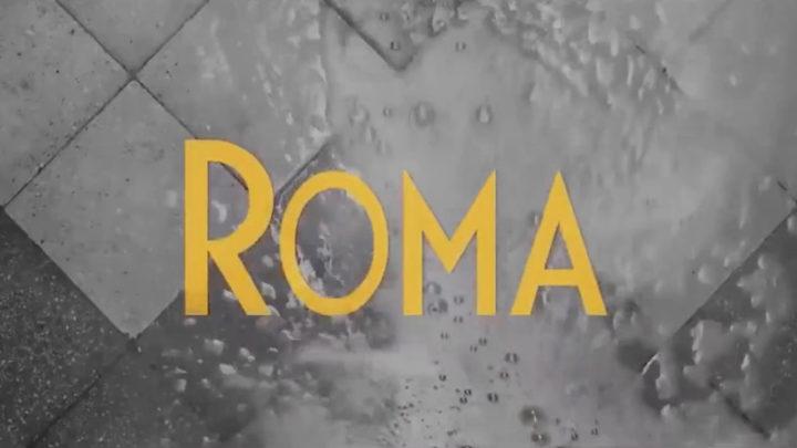 ROMA Official Trailer Teaser