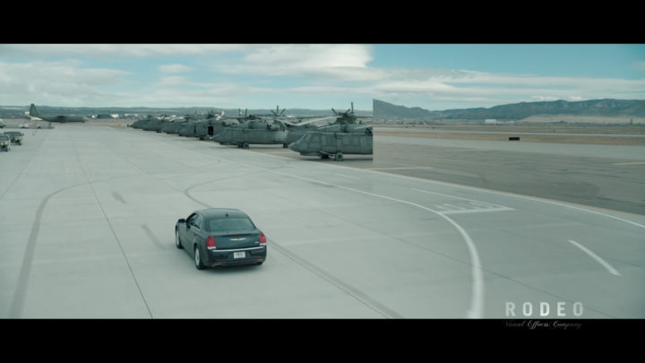 Sicario Day of the Soldado VFX Breakdown by Rodeo FX