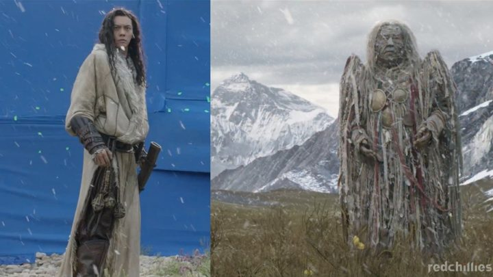 Genghis Khan VFX Breakdown